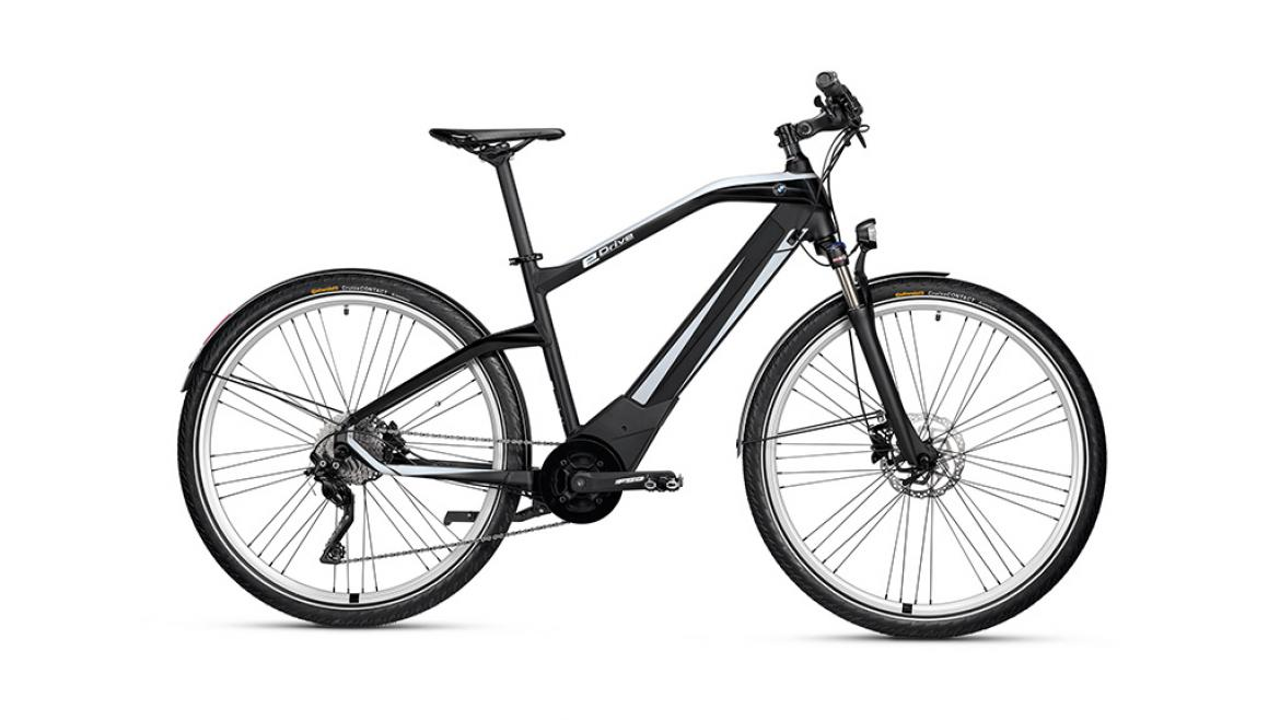 BMW Active Hybrid e-Bike.